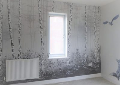 Living Spaces Jennifer Foxley Wall Murals