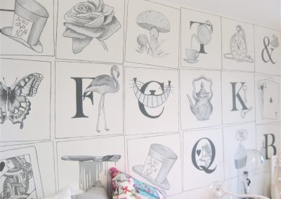 Jennifer Foxley Children's room 3