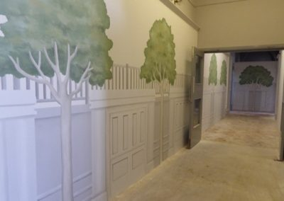 Commercial Wall Murals Jen Foxley