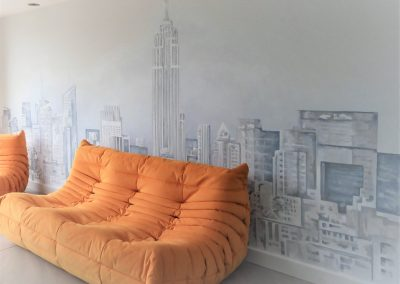 Jennifer Foxley Wall Murals Living Spaces