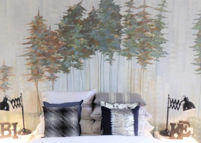 Jennifer Foxley Wall Mural Bedrooms