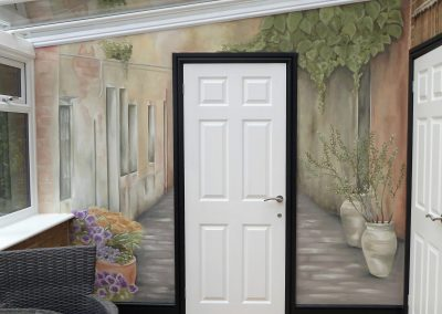 Jennifer Foxley Wall Murals Commerfcial