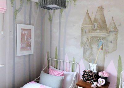Jennifer Foxley Wall Murals Childrens Room