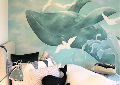 Jennifer Foxley Wall Murals Childrens Rooms