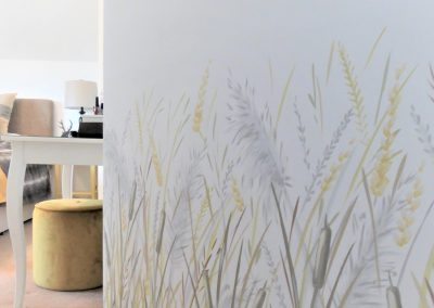 Jennifer Foxley Wall Mural Artist | Hand painted murals for Bedrooms