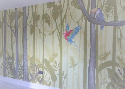 Jennifer Foxley Wall Murals Children's Rooms