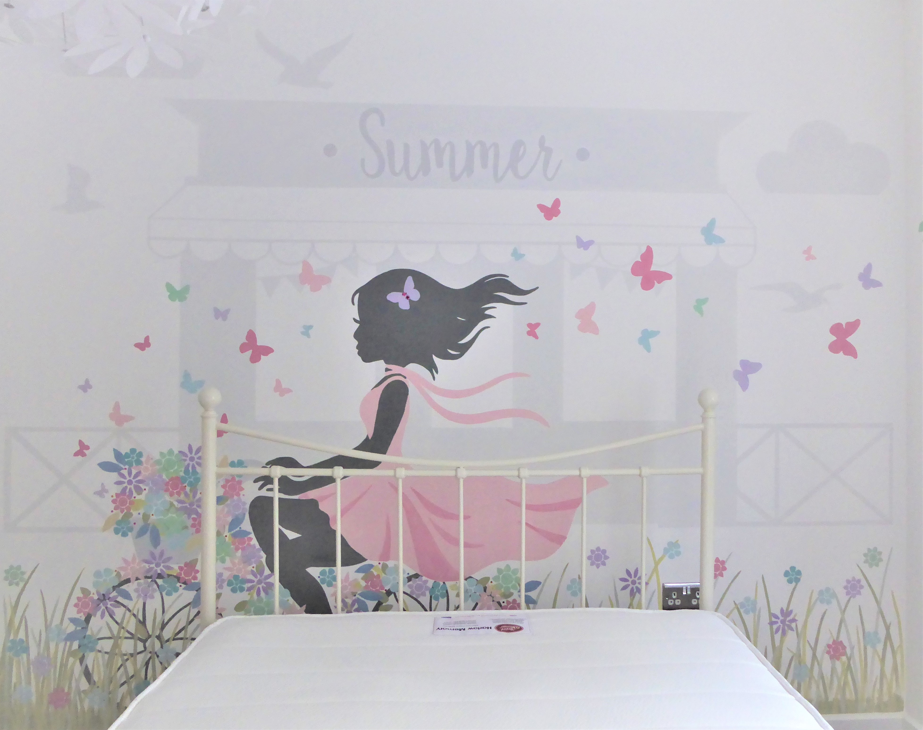 Childrens Rooms Jennifer Foxley Wall Mural Artist West Midlands